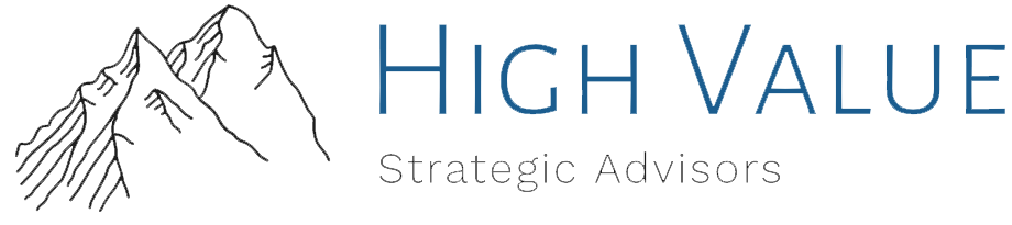 High Value Strategic Advisors blue logo
